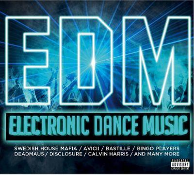 E.D.M. (3CD)