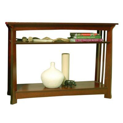 Miller - Solid Wood Sofa / Console / Hallway Table - Mahogany
