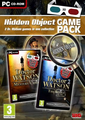 Sherlock & Watson Double Pack