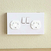 BabyDan Twisting Plug Socket Cover 12 Pack