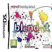 Mind Body Soul - Blend It - NintendoDS