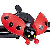 Acor Ladybug Bicycle Bell with Standard Clamp