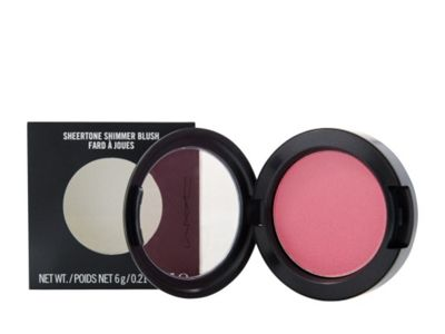 Mac Sheertone Shimmer Blush 6g Dollymix Make-Up For Her