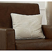 Curtina Sandhurst Cushion Cover - Natural 43x43cm