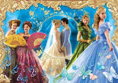 Cinderella No.2 - 104pc Puzzle
