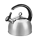 Morphy Richards - Accents 2.5 Litre Stainless Steel Whistling Kettle