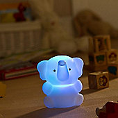 Celeste & Moon Animal Nightlight Elephant