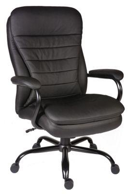 Teknik Goliath Heavy Duty Executive Leather Chair