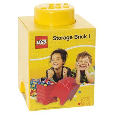 LEGO Brick Yellow