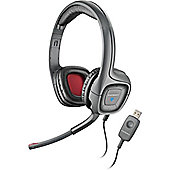Plantronics .Audio 655 Wired 40 mm Stereo Headset - Over-the-head - Ear-cup