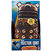 "Doctor Who Bundle - Doctor Who 12"" Light & Sound Dalek And Doctor Who 12"" Light & Sound Cyberman"