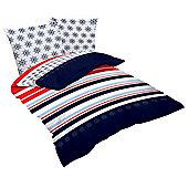 Children's 100% Cotton Duvet Cover Sets - Ahoy Sailor