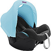 Dooky Hoody Replacement Infant Car Seat Hood Baby Blue