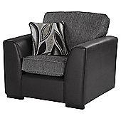 Hadley Armchair, Dark Grey