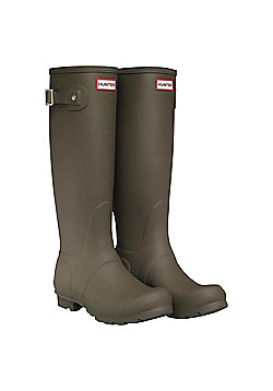 Hunter Womens Original Tall Wellies - Bitter - Chocolate