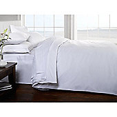 Rapport 400 Thread Count Egyptian Cotton Duvet Cover - White