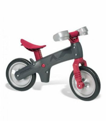 Bellelli B-Bip Pedalogic Kids First Learning Balance Bike Grey
