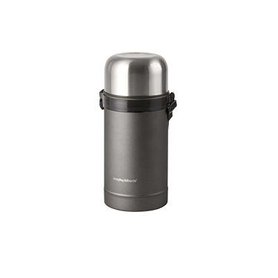 Morphy Richards 1000ml Equip Vacuum Food Flask - Titanium