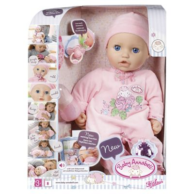 Buy Baby Annabell Doll From Our Baby Dolls Range Tesco - Anna bell baby wardrobe