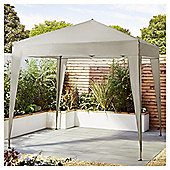 Tesco Grey Pop Up Gazebo