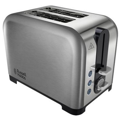 Russell Hobbs Canterbury 22390 2 Slice Toaster - Stainless Steel