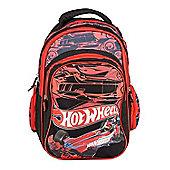 Hot Wheels Padded Backpack