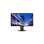 NEC Displays MultiSync EA223WMBK (22 inch) WLED Monitor 1000:1 250cd/m2 1680x1050 5ms DisplayPort/DVI-D (Black)