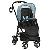Hauck Lacrosse All In One Travel System, Aqua
