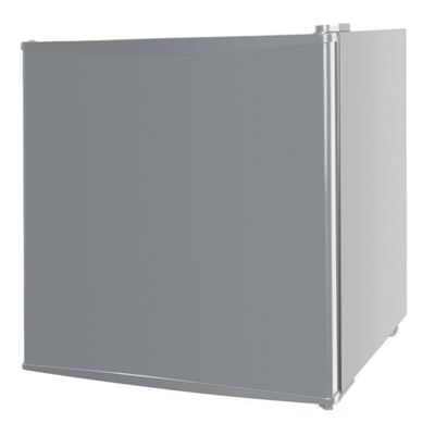 cookology table top mini freezer in grey silver a rated 32 litre
