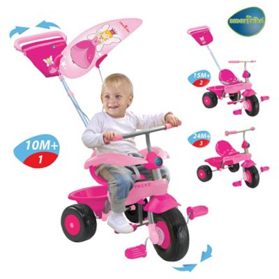 Smart Trike, Candy Pink