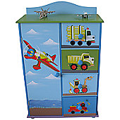 Liberty House Transport Cabinet & Drawers