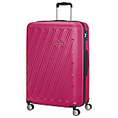 American Tourister HyperCube 4 Wheel Pop Raspberry Large Suitcase