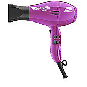 Parlux Advance Lightweight 2200W Hair Dryer Ceramic and Ionic Purple