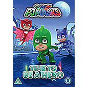 Pj Masks: It'S Time To Be A Hero Dvd