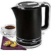 Andrew James Lumiglo Fast Boil Kettle in Black