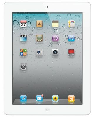 Apple iPad 64 GB Cellular (3rd Gen) (White)