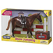 Breyer Classics Collection Show Jumping