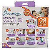 Dreambaby Bathroom Safety Essentials Kit 28 Pieces UK Version