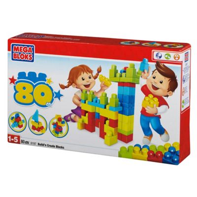 Mega Bloks Maxi Bloks Box