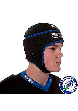 Centurion Legion Rugby Headguard - Black