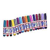 Crayola - 14 Pip-Sqeaks Mini Markers