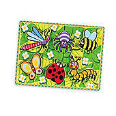 Viga Wooden Insect Puzzle