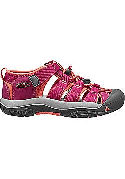 Keen Kids Newport H2 Sandals - Pink
