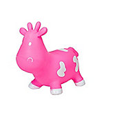 Jumping Cow Pink