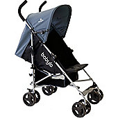Babylo Bolt Stroller (Black/Grey)