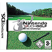 Nintendo Touch Golf (True Swing Golf) - NintendoDS