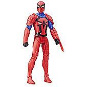 Marvel Ultimate Spider-Man Sinister 6 Titan Hero Action Figure - Spyder Knight