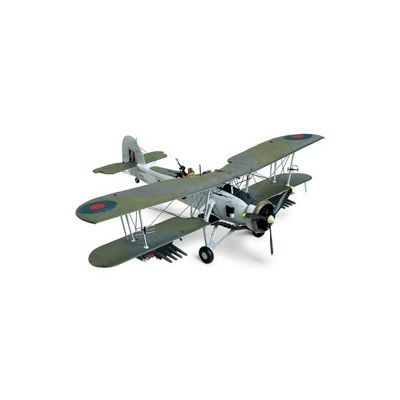 Tamiya 61099 Fairey Swordfish Mkii 1:48 Aircraft Model Kit