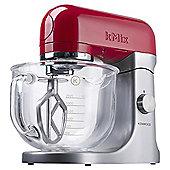Kenwood Kmix Glass Bowl Stand Mixer - Red