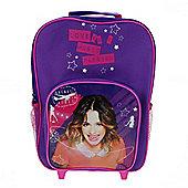 Disney Violetta Love Music Passion Wheeled Bag